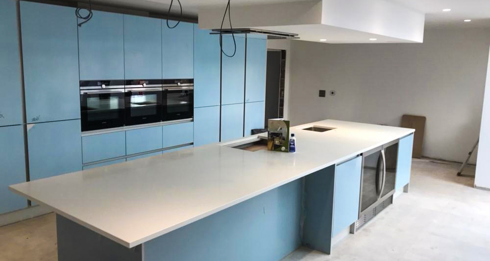 quartz worktops Chelmsford