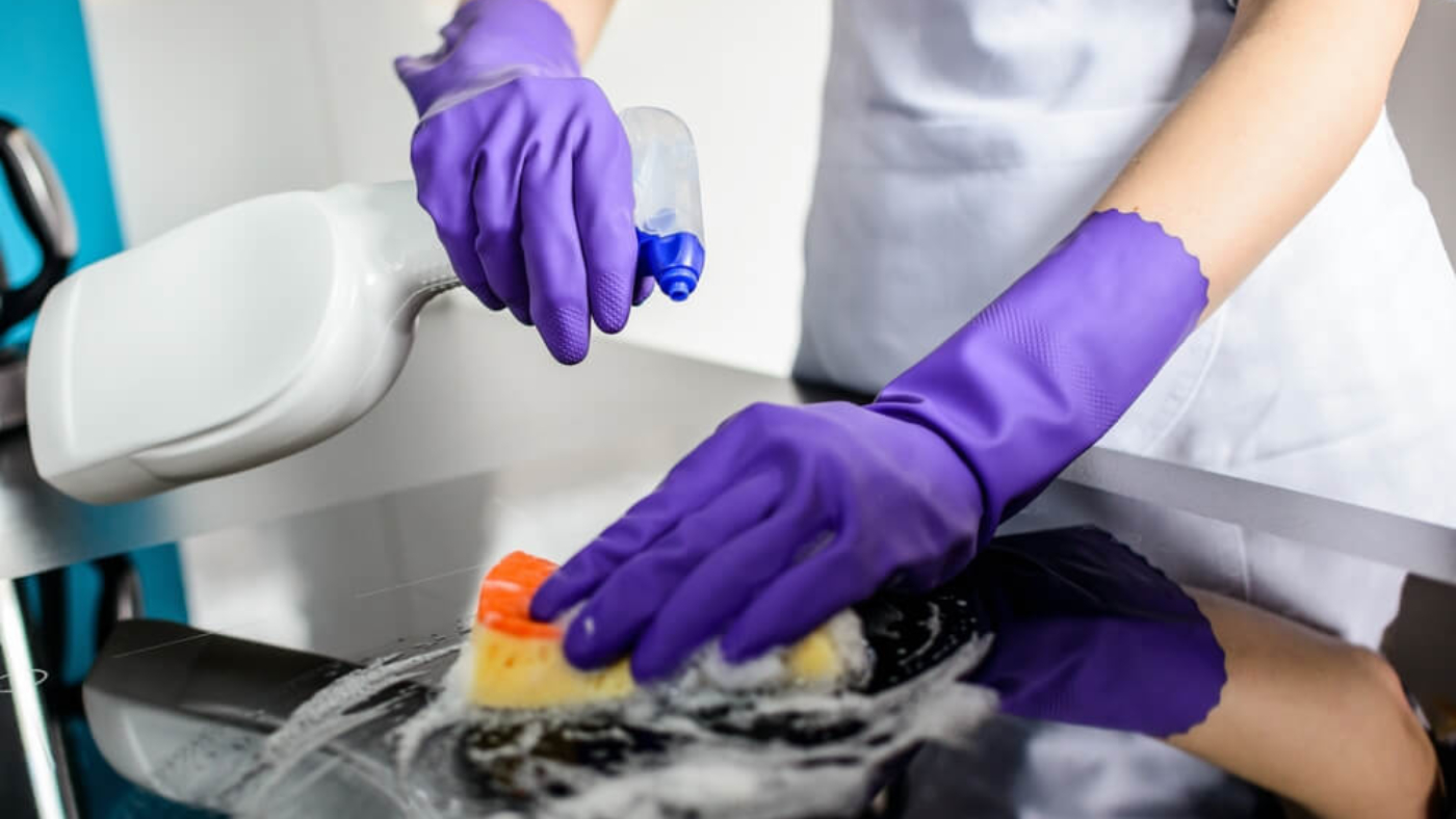 How to maintain and clean a granite worktop
